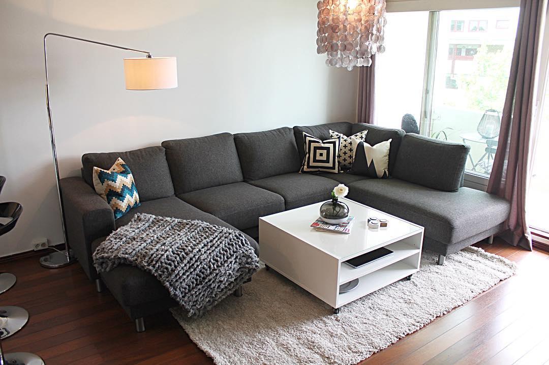 lampu ruang tamu sederhana yang lagi n rend ber a modern
