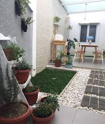 Inspirasi Taman Dalam Rumah